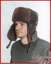 e50c6328 Мужские шапки из овчины - интернет магазин «Меховой ларец»