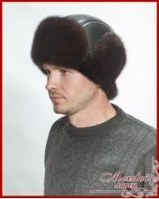 68c019b51566 Мужские шапки из искусственного меха - интернет магазин «Меховой ларец»