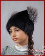 Детские шапки - интернет-магазин «Меховой ларец» d03d1163a5495