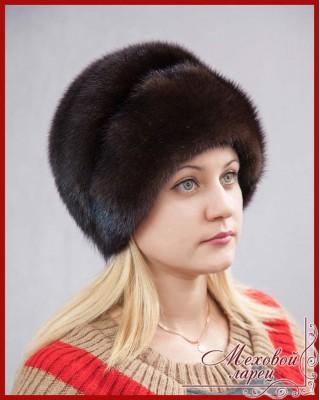 Фасоны меховых женских шапок