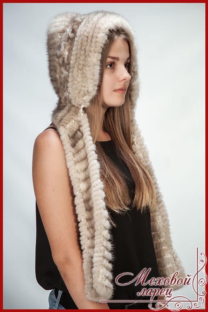 Одежда Из Вязаной Норки